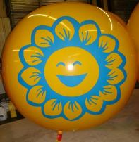 huge balloon - 7 ft. helium balloon